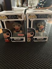 Funko Pop Movies Fantastic Beasts Niffler Vinyl Action Figure 08 And 09 Two Pack