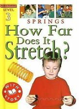 Springs: How Far Does it Strech? (Science Starters)