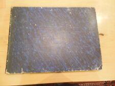 ANNALES DES PONTS ET CHAUSSEES, 1st Plate Volume 3rd Series 1851-60 (95 plates)