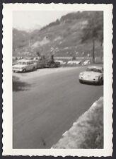 YZ0406 Corsa Cesana-Sestriere - Porsche 811 - Foto d'epoca - 1970 vintage photo