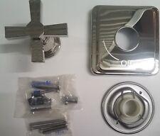 Kohler T13174-3B-SN Pinstripe Volume Control Trim Polished Nickel