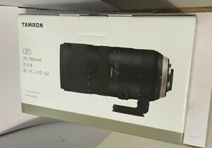 Tamron SP A025 70-200mm F/2.8 VC Di USD Lens For Nikon (G2) Used