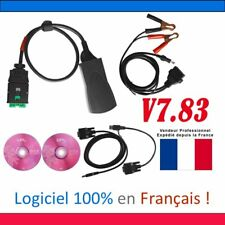 Lexia-3 PP2000 Full Chip 921815C Diagbox V7.83 OBD2 Diagnostic Tool For Citroen~