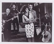 1965 ELVIS PRESLEY GIRL HAPPY ORIGINAL 8X10 PHOTO GARY CROSBY & MARY ANN MOBLEY
