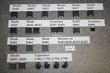 26pc Repair Kit Parts Panasonic TC-P50S30 SC Board TNPA5351 USA fast shipping