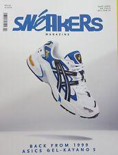 Sneakers Magazine Magazin Nr. 40 -4/2018 BACK FROM 1999 ASICS GEL KAYANO 5