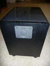 Boston Acoustics Micro90pvIi Powered Subwoofer Only (for Micro System 9000 Ii)