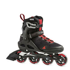 Rollerblade USA Macroblade 80 Mens Adult Fitness Inline Skate Size 11 Black