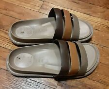 New Men's Stylish Lightweight Cushioned Arch & Heel Supporting Slippers Size 7