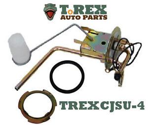 1965-1972 Jeep CJ5, CJ6 lock ring style sending unit, without the return line