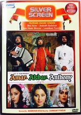 Amar Akbar Anthony - Amitabh Bachchan - Hindi Movie DVD / All Region / Subtitles