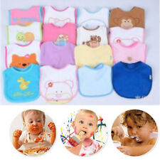 Baby Boys Girls Bibs Saliva Towel Newborn Bandana Triangle Head Scarf Lovely 1pc