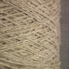 Viscose Angora Wool Blend Dk Yarn Tusk Tweed 500g Cone 10 Ball Knitting Donegal