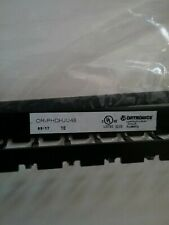 3-Ortronics Unloaded 48 Port Patch Panel Hd Or-Phdhju48 ( Will sell separately)