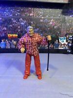 CLASSY FREDDIE BLASSIE WWE JAKKS CLASSIC SUPERSTARS SERIES 8 ACTION FIGURE