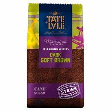 Tate & Lyle Dark Soft Brown Sugar - 1 x 3 kg
