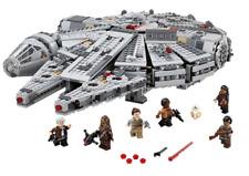 Millennium Falcon Kessel Run StarWars build blocks Set 75105