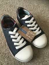 Black Brand New With Tags Various Sizes John Lewis Shoreditch Slip-On Shoes