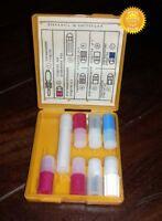 Soviet USSR army first aid medicine kit storage box NBC protection organizer NEW