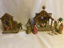 Susan Winget Christmas Nativity Scene For Mantel