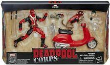 Marvel Legends Ultimate Deadpool Figura de Acción Hasbro