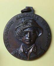 Medaglia XXXII Raduno Nazionale Bersaglieri Bari 1984