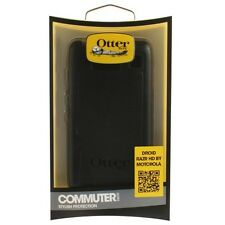 OtterBox Commuter Series Case for Motorola RAZR HD Retail Packaging - Black