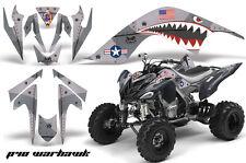 ATV Decal Graphic Kit Quad Sticker Wrap For Yamaha Raptor 700 2006-2012 WARHWK S