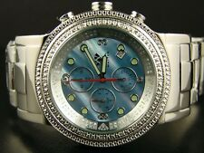 Aqua Master Jojo Joe Rodeo 76-4 Kc Real Diamond Watch