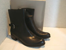 New Marc Fisher Womens Trist2 Black Ankle Boots 6 Medium