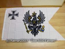 Banderas bandera Prusia líneas barcos toppflagge - 90 x 150 cm
