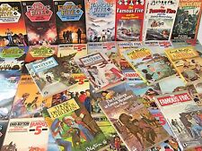 Enid Blyton 35 Childrens Paperback Book Bundle  (Famous Five & other Mysteries)
