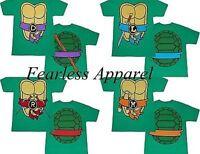 I Am Tmnt Teenage Mutant Ninja Turtles Mens Adult Costume T Tee Shirt S-3Xl