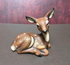 Harvey Knox Kingdom Fawn Deer Figurine