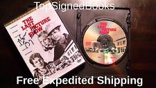 SIGNED The Last Picture Show Peter Bogdanovich Special Edition autographed new