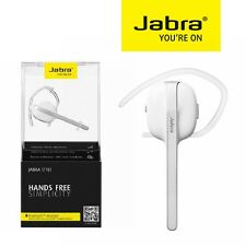 Bluetooth Headset 4.0 JABRA Style Wireless Headphone Stereo Headset White