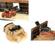 3 kit NAVAL SMOOTHBORE CANNON,CARRONADE,SEA MORTAR model kit shipways marine NEW
