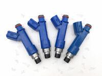 4pcs OEM# 23250-21040 Fuel Injector Nozzle For Toyota Yaris 2006-2014 1.5L L4