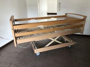 pflegebett elektrisch gebraucht