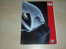 44586) Alfa Romeo 146 Prospekt 02/1996