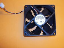 FOXCONN DC12V 0.40A Brushless Fan PVA092G12S used working
