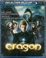 "BLU-RAY + DVD ""ERAGON""  neuf sous blister"