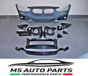 KIT PARAURTI ANTERIORE BMW SERIE 1 F20 F21 LCI 15-19 LOOK M PACCHETTO M SPORT