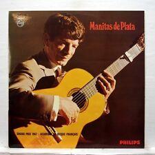 MANITAS DE PLATA bulerias de plata, moritas moras PHILIPS LP EX+
