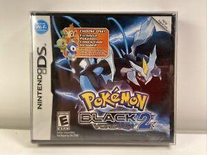 Pokémon Black Version 2 - AUTHENTIC BRAND NEW SEALED Rare Cover Art Variant VHTF