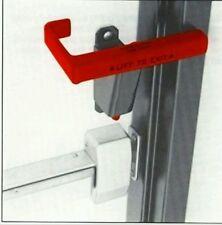 Security Latch! Flush Mount Single Door Latch Right Hand Door Bar