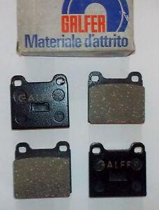 AUDI 80/ PASTIGLIE FRENO ANTERIORI/ FRONT BRAKE PADS