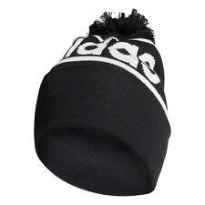 Adidas - Woolie with Pompom Taglia unica Black/dark Grey Heather/white