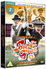 Gudrun Ure, Iain Cuthbertson-Super Gran: Series 2 DVD NUOVO
