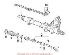 For BMW Genuine Rack and Pinion Bellows Clamp 32111136179